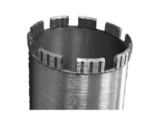 segmentos diamantados tipo turbo