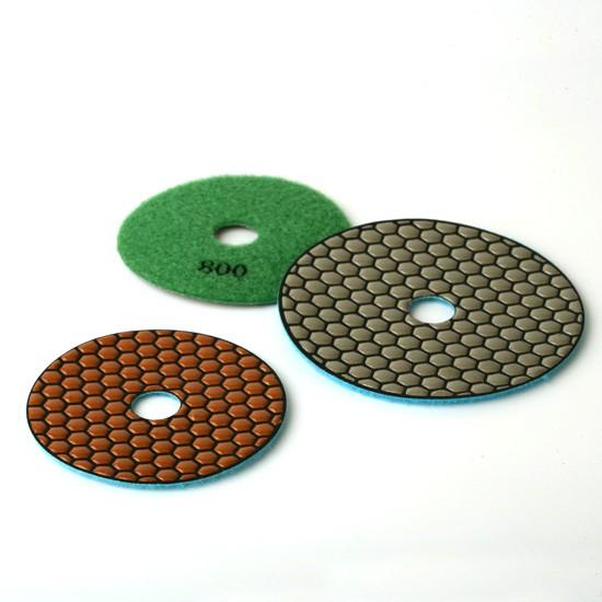 Telas o Lijas Diamantadas para trabajo en seco