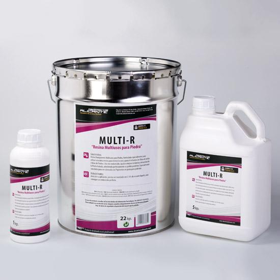 MULTI-R. Resina Multiusos para Piedra