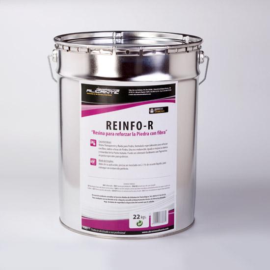 REINFO-R. Resina para reforzar la Piedra con fibra