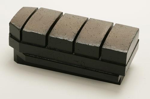 Abrasivo Diamantado tipo Fickert para el desbaste Granito, Màrmol y Piedra en general