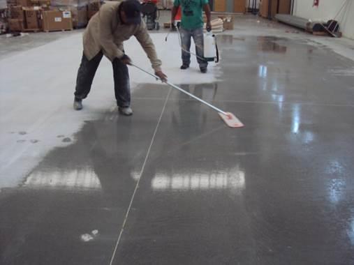 Mantenimiento para pisos de concreto pulido prodiamco - Como hacer un piso de hormigon lustrado ...