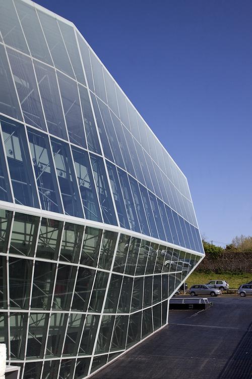 Consideraciones para fachadas complejas