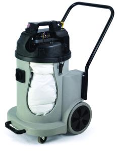 aspiradora industrial de polvo