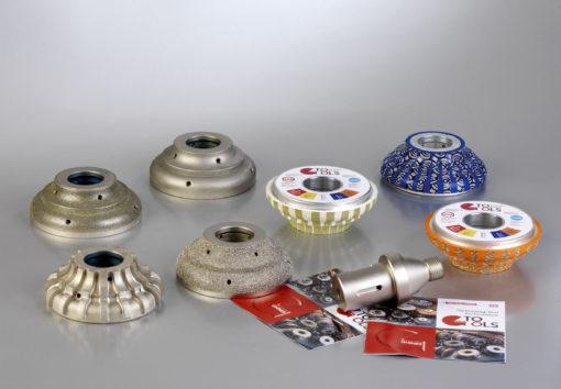 DIAMOND TOOLS FOR CNC MACHINES