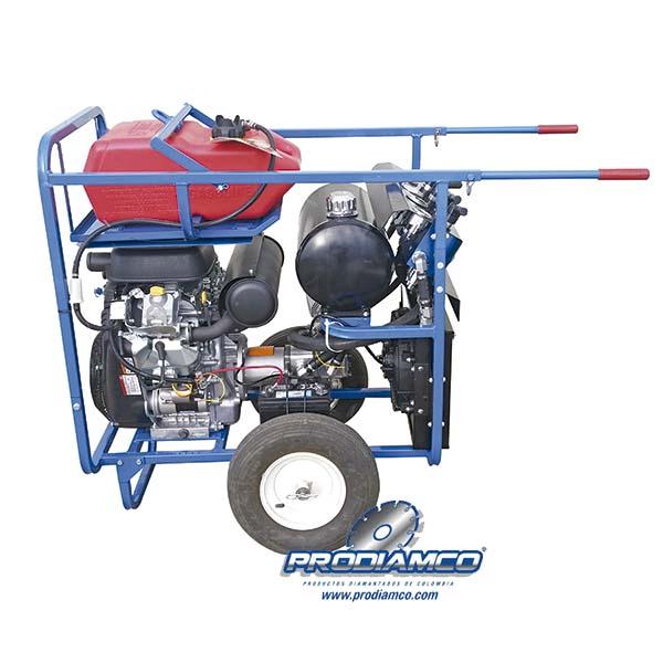 Unidad Hidraulica a Gasolina 23HP