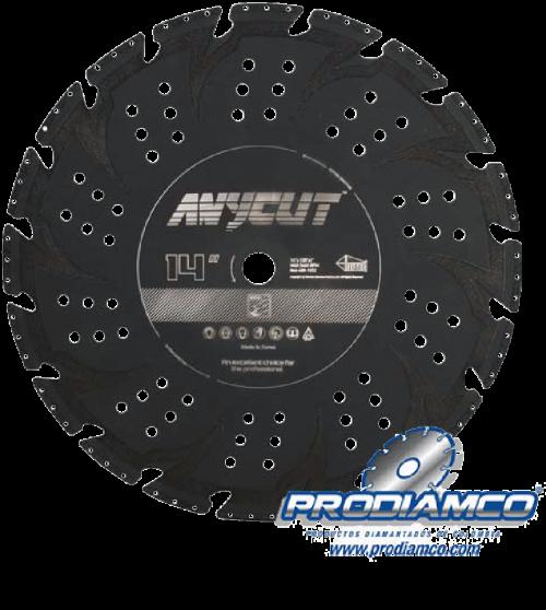 disco corte metal