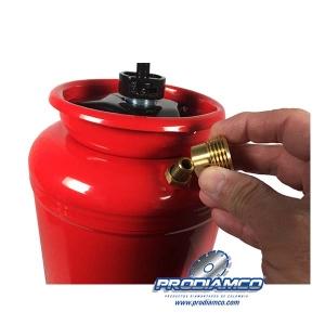 tanque pulverizador de agua
