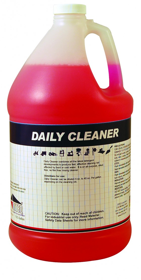 Daily cleaner 1 gal