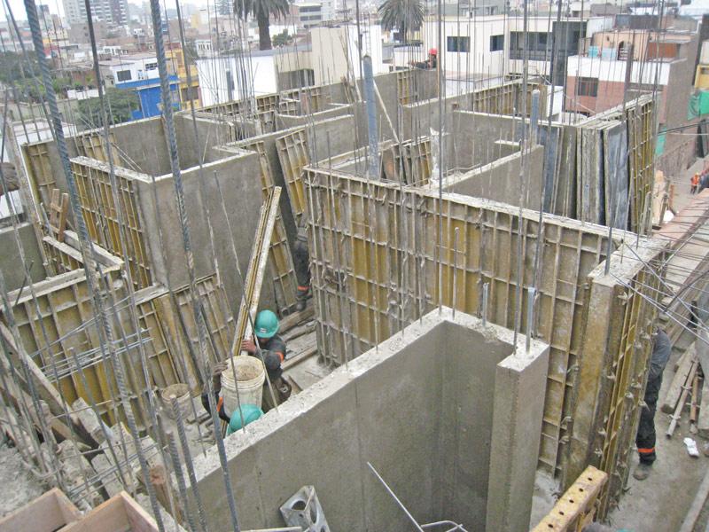 Concreto para construcciones resistentes