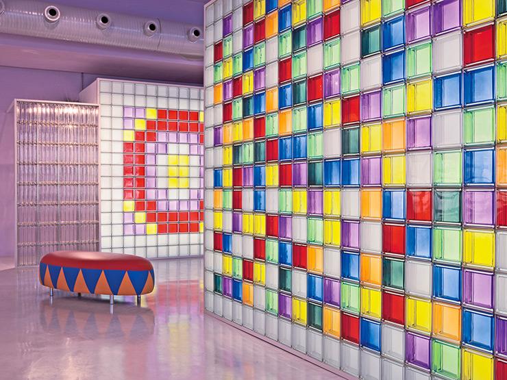 La industria del arte en vidrio