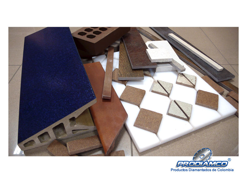 Obtenga los mejores acabados en sus cortes de cerámica