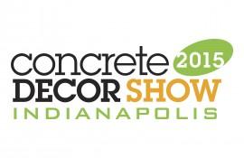 Concrete Decor Show 2015