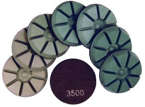 pads diamantados