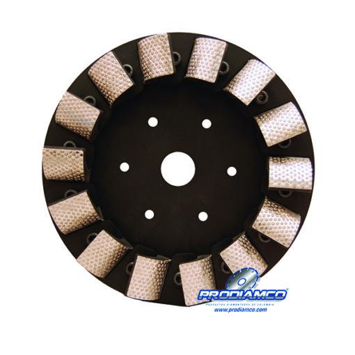 Vacuum Brazed Grinding Plates