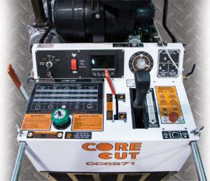 Cortadora de Concreto Core Cut CC6561GK