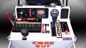 cortadora de concreto core cut