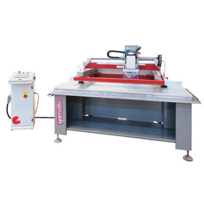 maquina CNC para el trabajo de la piedra